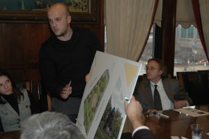 Adnan Omeragic, architect